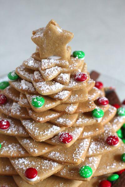3d mézeskalács karácsonyfa